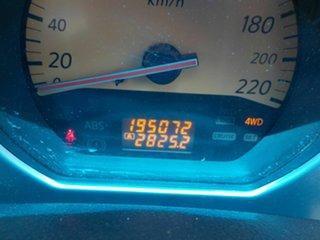 2007 Nissan Murano Z50 TI-L Black Continuous Variable Wagon