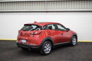 2017 Mazda CX-3 DK2W7A Neo SKYACTIV-Drive Red/Black 6 Speed Sports Automatic Wagon