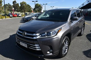 2018 Toyota Kluger GSU50R GXL 2WD Grey 8 Speed Sports Automatic Wagon