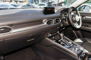 2020 Mazda CX-5 KF4WLA Touring SKYACTIV-Drive i-ACTIV AWD Blue 6 Speed Sports Automatic Wagon