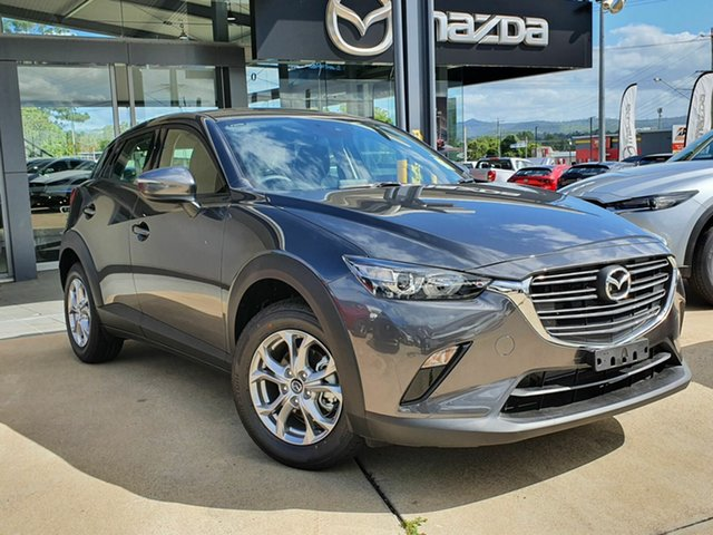 New Mazda CX-3 Maxx Sport Beaudesert, 2020 Mazda CX-3 Maxx Sport Grey 6 Speed Automatic Wagon