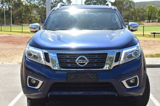 2016 Nissan Navara D23 ST-X Blue 7 Speed Sports Automatic Utility.