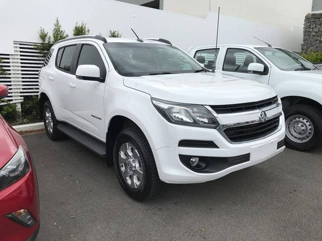 Used Holden Trailblazer RG MY17 LT Mount Gravatt, 2017 Holden Trailblazer RG MY17 LT White 6 Speed Sports Automatic Wagon