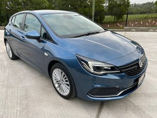 2017 Holden Astra BK MY17 R+ Blue 6 Speed Sports Automatic Hatchback.