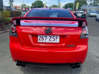 2006 Holden Commodore VE SS Black/redhot Tr 6 Speed Sports Automatic Sedan