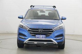 2016 Hyundai Tucson TLE Active 2WD Ara Blue 6 Speed Sports Automatic Wagon.