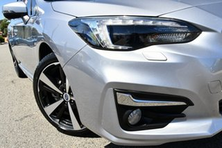 2018 Subaru Impreza G5 MY18 2.0i-S CVT AWD Ice Silver 7 Speed Constant Variable Hatchback.