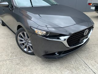 2020 Mazda 3 BP2S7A G20 SKYACTIV-Drive Touring Machine Grey 6 Speed Sports Automatic Sedan.