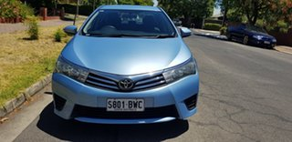2016 Toyota Corolla ZRE182R MY15 Ascent 7 Speed CVT Auto Sequential Hatchback
