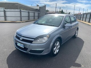 2005 Holden Astra AH MY05 CDX Silver 4 Speed Automatic Hatchback