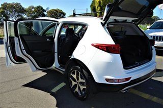 2016 Kia Sportage QL MY17 GT-Line AWD White 6 Speed Sports Automatic Wagon