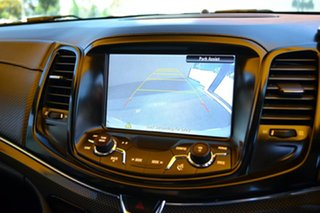2015 Holden Ute VF MY15 SV6 Ute White 6 Speed Sports Automatic Utility