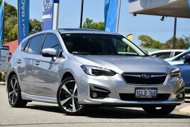 Used Subaru Impreza G5 MY18 2.0i-S CVT AWD Melville, 2018 Subaru Impreza G5 MY18 2.0i-S CVT AWD Ice Silver 7 Speed Constant Variable Hatchback