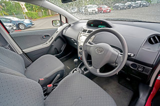 2011 Toyota Yaris NCP90R MY11 YR Cosmopolitan 4 Speed Automatic Hatchback