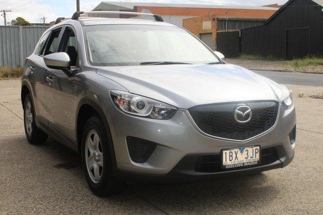 Used Mazda CX-5 MY13 Upgrade Maxx (4x2) West Footscray, 2014 Mazda CX-5 MY13 Upgrade Maxx (4x2) Grey 6 Speed Automatic Wagon