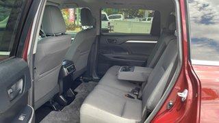 2017 Toyota Kluger GSU50R GX 2WD Moulin Rouge 8 Speed Sports Automatic Wagon