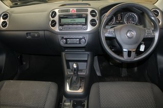 2011 Volkswagen Tiguan 5NC MY11 125 TSI Silver 7 Speed Auto Direct Shift Wagon