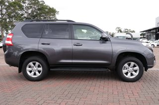 2016 Toyota Landcruiser Prado GDJ150R GXL Grey Metallic 6 Speed Sports Automatic SUV