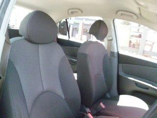 2007 Kia Rio JB MY07 LX Silver 5 Speed Manual Hatchback