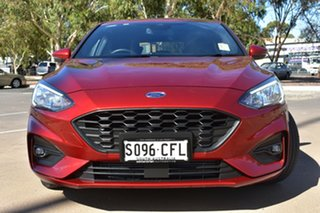 2019 Ford Focus SA 2019.25MY ST-Line Red 8 Speed Automatic Hatchback.