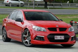 2015 Holden Special Vehicles ClubSport Gen-F MY15 R8 Red 6 Speed Sports Automatic Sedan.