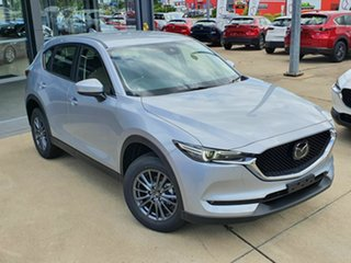 2020 Mazda CX-5 Maxx Sport Silver 6 Speed Automatic Wagon