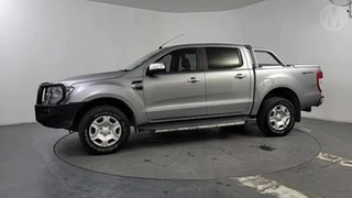 2016 Ford Ranger PX MkII XLT 3.2 Hi-Rider (4x2) Grey 6 Speed Automatic Crew Cab Pickup