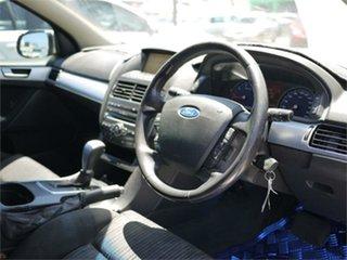 2008 Ford Falcon FG R6 Silver Sports Automatic Utility