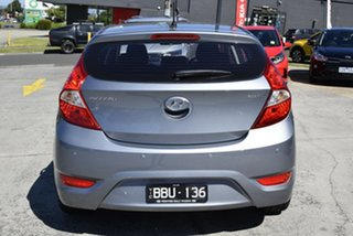 2019 Hyundai Accent RB6 MY19 Sport Grey 6 Speed Sports Automatic Hatchback