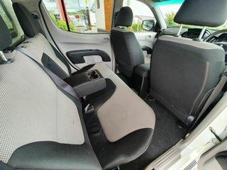 2014 Mitsubishi Triton GLX White 6 Speed Automatic Dual Cab
