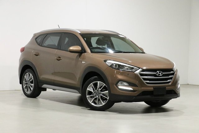Used Hyundai Tucson TL Active X (FWD) Bentley, 2017 Hyundai Tucson TL Active X (FWD) Bronze 6 Speed Automatic Wagon