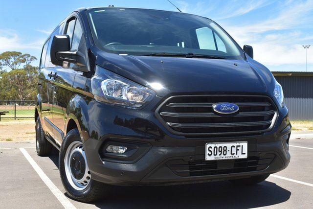 Used Ford Transit Custom VN 2020.50MY 340S (Low Roof) St Marys, 2020 Ford Transit Custom VN 2020.50MY 340S (Low Roof) Black 6 Speed Automatic Van