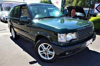2000 Land Rover Range Rover P38A Vogue HSE Green 4 Speed Automatic Wagon.