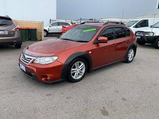 2011 Subaru Impreza MY11 XV (AWD) Burnt Orange 4 Speed Automatic Hatchback.