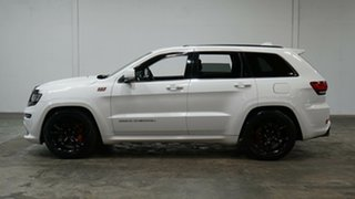 2015 Jeep Grand Cherokee WK MY15 SRT White 8 Speed Sports Automatic Wagon