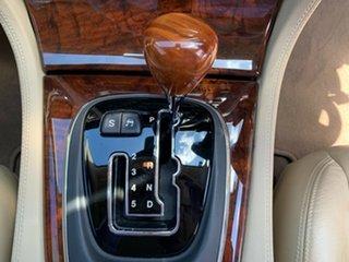 2006 Jaguar XJ6 X350 Grey 6 Speed Sports Automatic Sedan