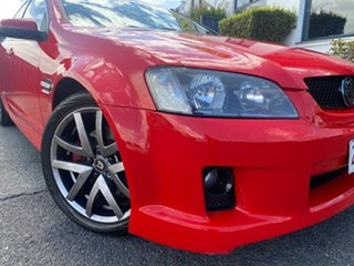 2006 Holden Commodore VE SS Black/redhot Tr 6 Speed Sports Automatic Sedan.
