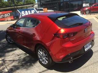 2020 Mazda 3 BP2H7A G20 SKYACTIV-Drive Pure Soul Red 6 Speed Sports Automatic Hatchback