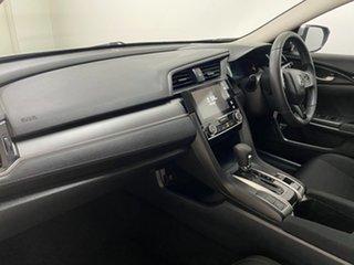 2016 Honda Civic MY16 VTi Silver Continuous Variable Sedan