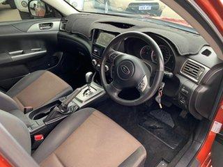 2011 Subaru Impreza MY11 XV (AWD) Burnt Orange 4 Speed Automatic Hatchback