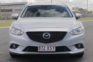 2017 Mazda 6 6C MY17 (gl) Sport Silver 6 Speed Automatic Wagon