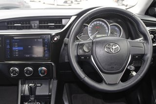 2017 Toyota Corolla ZRE182R Ascent Sport S-CVT Crystal Pearl 7 Speed Constant Variable Hatchback