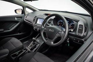 2017 Kia Cerato YD MY17 S Blue 6 Speed Sports Automatic Hatchback