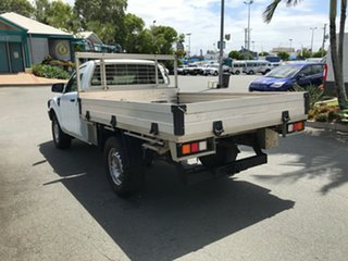 2014 Ford Ranger PX XL Plus Frozen White 6 speed Automatic Cab Chassis