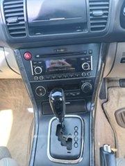 2006 Subaru Liberty B4 MY06 3.0R AWD White 5 Speed Sports Automatic Sedan