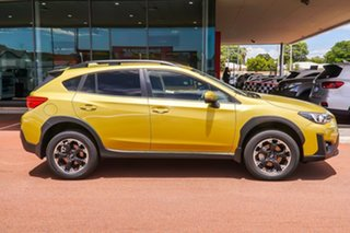 2020 Subaru XV G5X 2.0I Yellow Constant Variable SUV