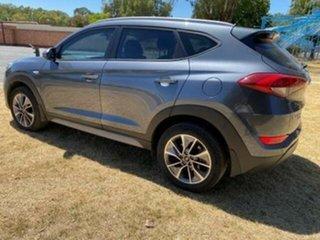 2017 Hyundai Tucson TL MY18 Active X (FWD) Grey 6 Speed Automatic Wagon