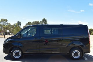 2020 Ford Transit Custom VN 2020.50MY 340S (Low Roof) Black 6 Speed Automatic Van