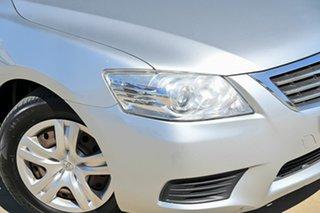 2009 Toyota Aurion GSV40R AT-X Silver 6 Speed Sports Automatic Sedan.