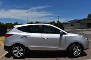 2012 Hyundai ix35 LM MY12 Active Silver 5 Speed Manual Wagon.